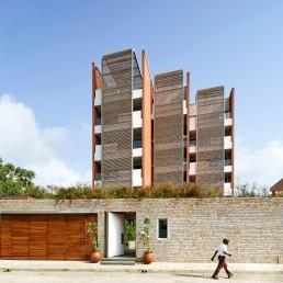 querencia architectes   atelier d'architecture   Cotonou, Bénin   Résidence Ibéji