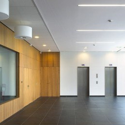 querencia architectes   atelier d'architecture   Saint-Quentin-en-Yvelines   Immeuble de bureaux Futura 3