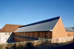 querencia architectes | atelier d'architecture | Arbois | Hopital Général d'Arbois
