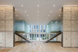 querencia architectes | Hardel & Lebihan Architectes | Paris XVIIe | rue Jacques Bingen | Siège de Shearman and Sterling