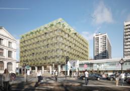 querencia architectes | atelier d'architecture | Montreuil | Urban