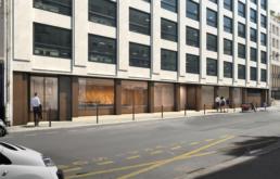 querencia architectes   atelier d'architecture   Paris   Hermès