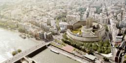 querencia architectes   atelier d'architecture   Paris   Radio France