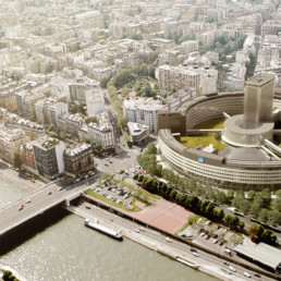 querencia architectes | atelier d'architecture | Paris | Radio France