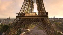 querencia architectes   atelier d'architecture   Paris   Tour Eiffel