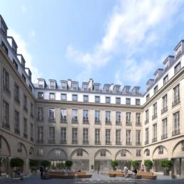 querencia architectes | atelier d'architecture | Paris | Carré Concorde