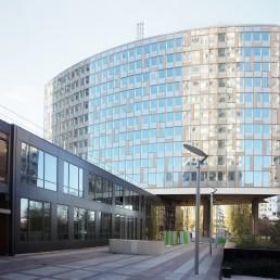 querencia architectes | Castro Denissof Architectes | Paris, Place de Bazzaville | Projet Greenelle