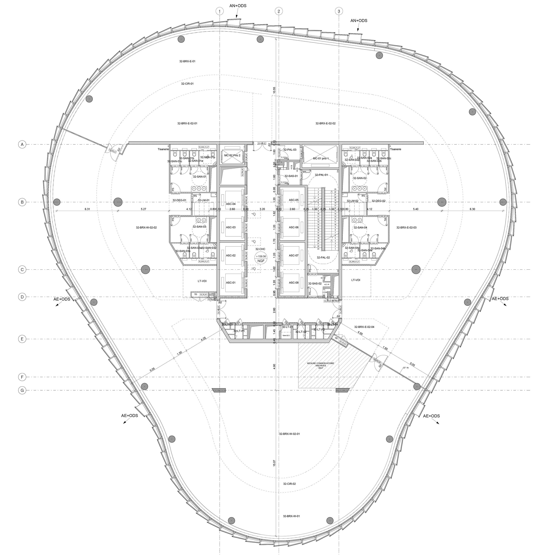Querencia | Atelier d'architecture | La Tour ALTO | Plan N32